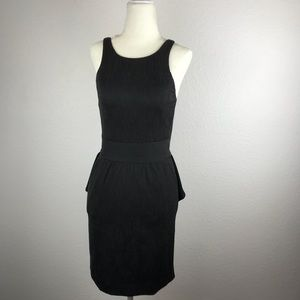 BCBGeneration Ruffle Side Pocket Sheath Dress D18